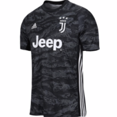 Juventus shirt first team goalkeeper without name and number