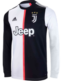 Juventus first team shirt Long sleeves  with number and name