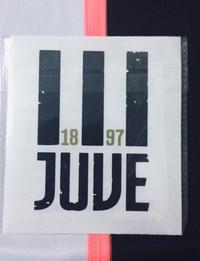 Juventus Sticker with innovative and distinctive designs